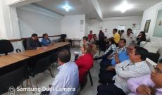 Abogados de Los Tuxtlas sostienen reunión con el Fiscal Regional de la zona Centro