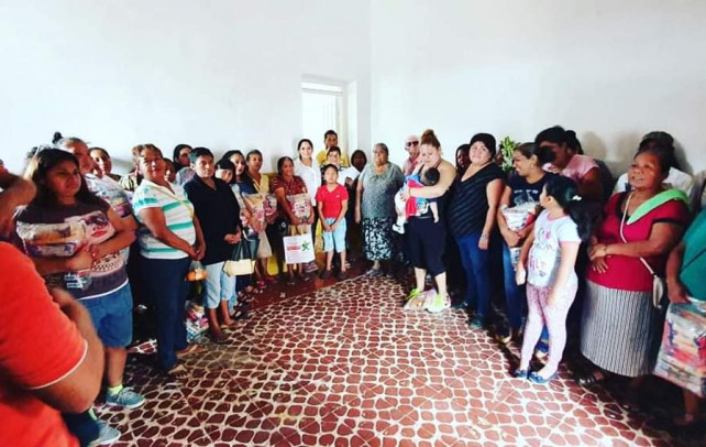 Creo firmemente en el poder de las mujeres tuxtlecas: Diputada Kristel Hernández.