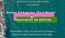 Presentará Asociación Regenerando Nuestro Entorno, proyectos en favor de la conservación de la fauna marina de los Tuxtlas