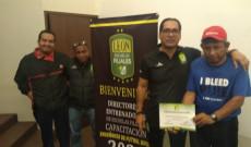 Por gestión de Gómez Cazarín, llevan filial del Club León a Catemaco