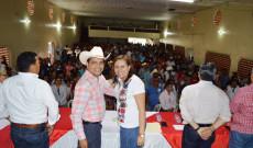 En Cabada un PRI con mirada de mujer: Miriam Méndez Gamboa