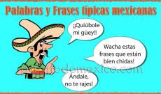 Las palabras mexicanas