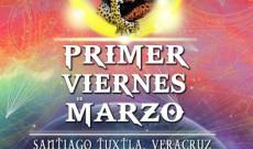 Argeniz Vázquez Copete comparte el programa para el Primer Viernes de marzo