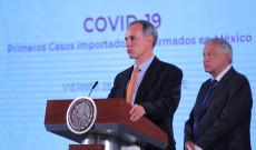 Anuncian el primer caso de coronavirus aquí en México