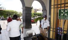"""""""Seguimos reforzando las medidas sanitarias para evitar la propagación del COVID-19"""": Tavo Pérez"""