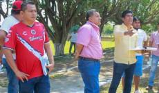 Argeniz Vázquez Copete emprenderá la construcción de una unidad deportiva