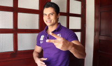 Christian Romero Felicita a los Niños Tlacotalpeños