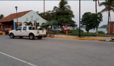 Ayuntamiento y Sector Salud fumigan Tlacotalpan