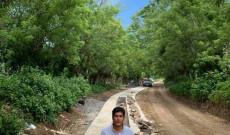 Realicé la supervisión de la pavimentación del camino San Marcos- Medellín: Argeniz Vázquez Copete
