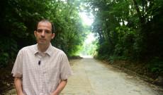 """""""Con histórica obra de pavimentación en la ruta Sontecomapan-Montepío, daremos seguridad y mejorará la economía de los habitantes de la Costa"""": Tavo Pérez"""