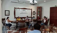 Continúa trabajando alcalde de Tlacotalpan en favor de la ciudadanía para el combate de dengue, zyka y chikungunya