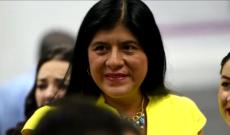La exdiputada Yazmín Copete Zapot estuvo siempre en contra de las Reformas de EPN