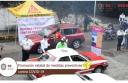 Medidas sanitarias en San Andrés Tuxtla