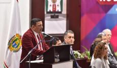 Las reformas no se imponen, se acuerdan junto al pueblo: Gómez Cazarín
