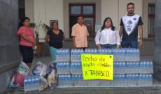 Se suman locatarios del mercado municipal a colecta «Juntos por Tabasco»