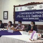 Canceladas Fiestas de La Candelaria 2021 confirmó la Secretaría de Turismo del Estado