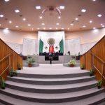 Recibe Congreso iniciativa del Gobernador para invertir en infraestructura pública