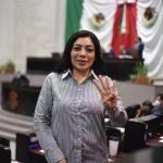 Con Ramírez Zepeta como delegado de Morena se logrará sacar la elección: Jessica Ramírez