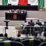 Rinde cuentas Presidente de la CEAPP ante la Legislatura