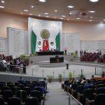 Concede LXV Legislatura licencia a diputados para separarse del cargo