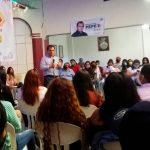 Los jóvenes son un referente para impulsar el desarrollo se un municipio: Pepe Yunes