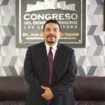 Juan Javier Gómez Cazarín: El diputado que transformó la política en Veracruz