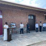 Inauguran Centro Cultural Purga en Manlio Fabio