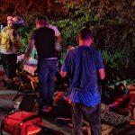 Camioneta con migrantes vuelca en Nuevo Teapa-Cosoleacaque; hay 4 muertos